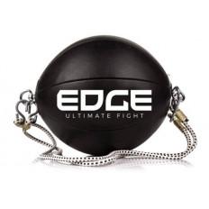 Piłka refleksowa czarna EDGE
