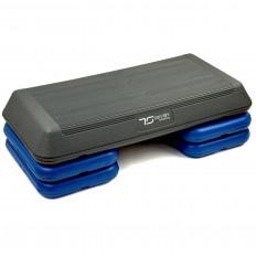 step-profesjonalny-mini-3-stopnie-szaro-niebieski-7sports-1