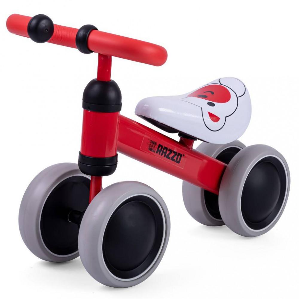 rowerek-biegowy-dzieciecy-jezdzik-4-kola-czerwony-Razzo-0