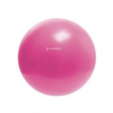 Piłka-gimnastyczna-z-pompką-55cm-różowa-HMS_1