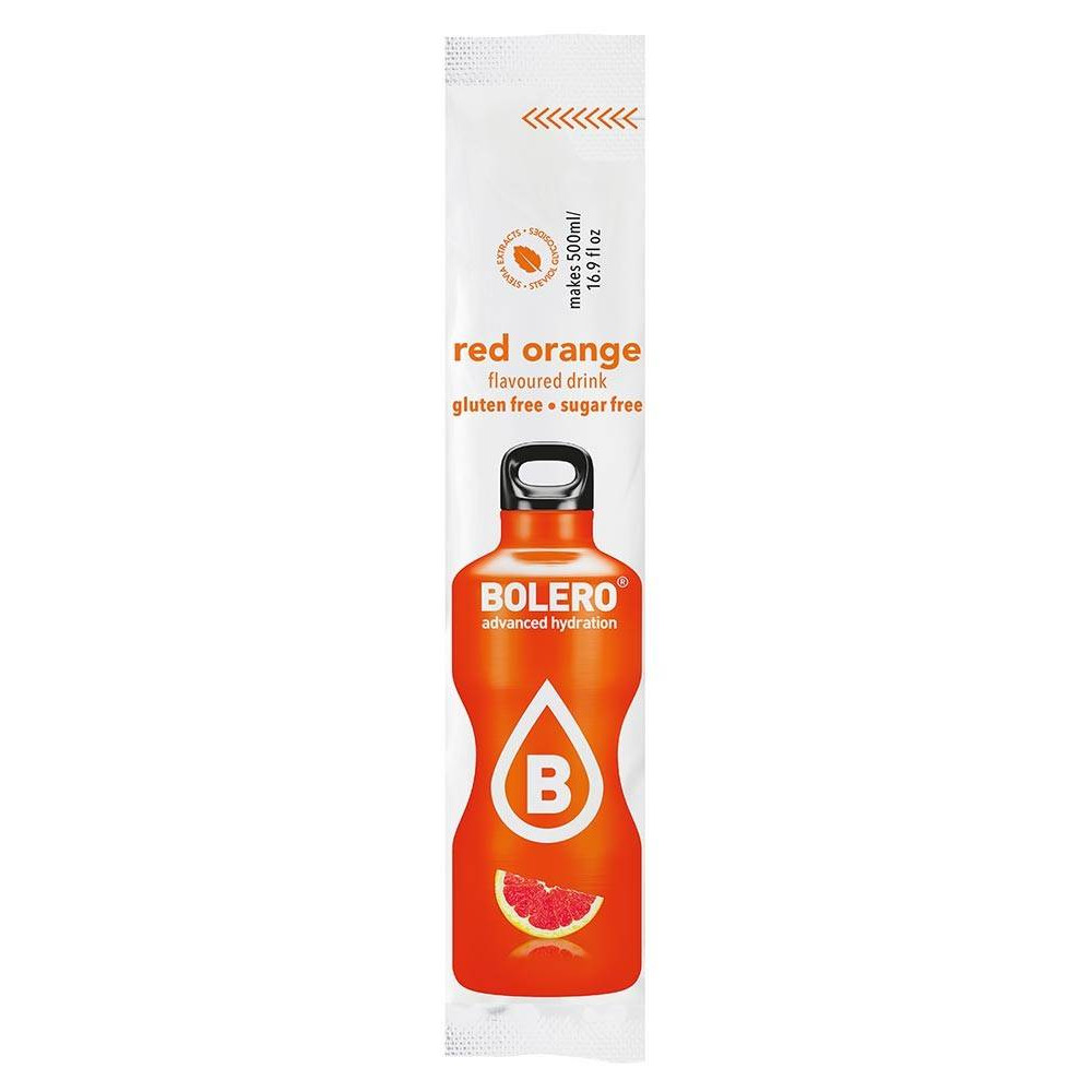 bolero-stick-drink-red-orange-saszetka-3gram-napój-izotoniczny