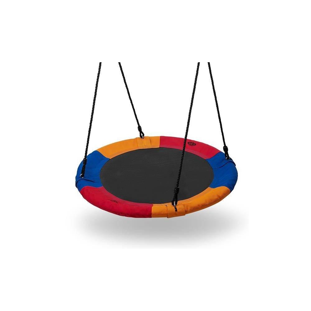 Huśtawka-bocianie-gniazdo-niebiesko-czerwono-pomarańczowa-śr.-90-cm-NB5003-NILS-CAMP_1