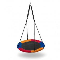 Huśtawka-bocianie-gniazdo-niebiesko-czerwono-pomarańczowa-śr.-90-cm-NB5003-NILS-CAMP_3