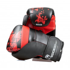 rekawice-bokserskie-skora-czarno-czerwone-rozmiar-14oz-Edge-1