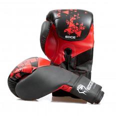 rekawice-bokserskie-skora-czarno-czerwone-rozmiar-14oz-Edge-3