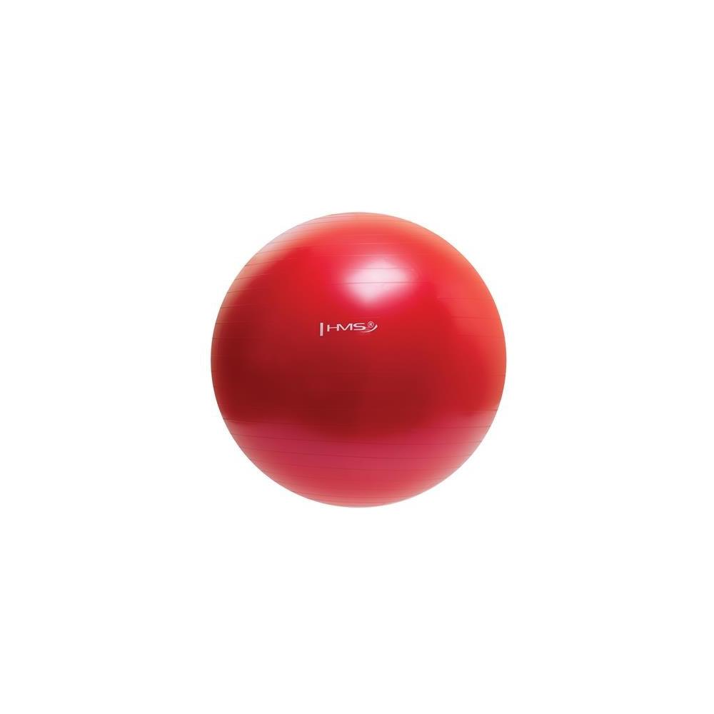 Piłka_gimnastyczna_anti-burst_65cm_czerwona_z_pompką_YB01_HMS_1