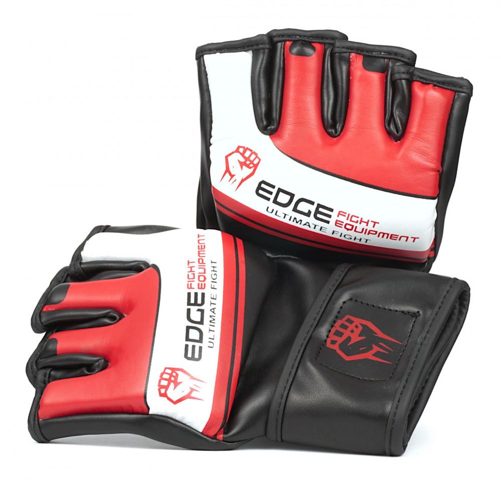 rekawice-MMA-chwytne-bez-kciuka-czerwono-czarne-XL-Edge-1
