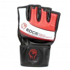 rekawice-MMA-chwytne-bez-kciuka-czerwono-czarne-XL-Edge-4