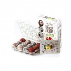 Kulki owocowo-orzechowe 144 g