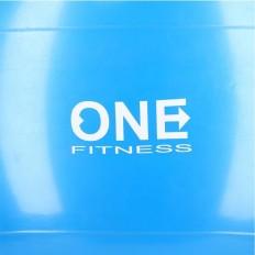 Piłka-gimnastyczna-z-pompką-55cm-niebieska-ONE-FITNESS_2