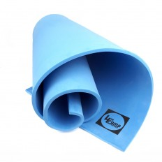 karimata-do-cwiczen-turystyczna-pianka-eva-4camp-niebieska-grubość-1cm-2
