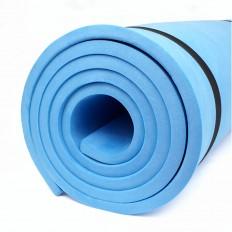 karimata-do-cwiczen-turystyczna-pianka-eva-4camp-niebieska-grubość-1cm-3