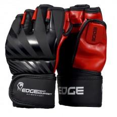 Rękawice-do-MMA-treningow-sparingowe-czrno-czerwone-ERM7-roz.M-EDGE_2