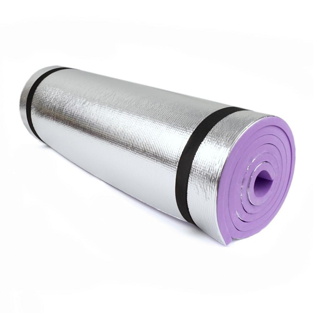 karimata-turystyczna-aluminiowa-EVA-kolor-fioletowy-1cm-4camp-1