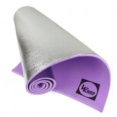 karimata-turystyczna-aluminiowa-EVA-kolor-fioletowy-1cm-4camp-2