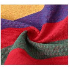 DUZY-HAMAK-OGRODOWY-HUSTAWKA-MOCNY-POKROWIEC-Kolorowy-260x80-5
