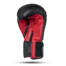 Rękawice-bokserskie-sparingowe-treningowe-10-oz-czarno-czerwone-EDGE_5