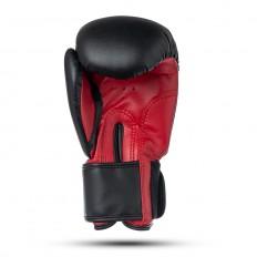 Rękawice-bokserskie-sparingowe-treningowe-12-oz-czarno-czerwone-EDGE_3