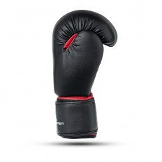 Rękawice-bokserskie-sparingowe-treningowe-12-oz-czarno-czerwone-EDGE_4