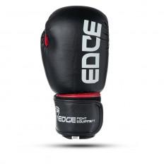 Rękawice-bokserskie-sparingowe-treningowe-8-oz-czarno-czerwone-EDGE_2