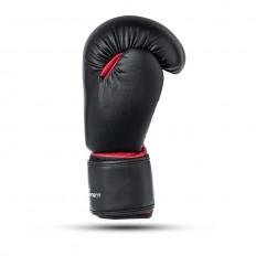 Rękawice-bokserskie-sparingowe-treningowe-8-oz-czarno-czerwone-EDGE_4