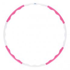 Hula-hop-masujące-z-masażerem-90-cm-różowo-białe-HHP090-ONE-FITNESS_1