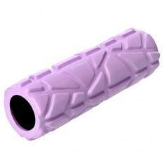 Wałek-roller-do-masażu-z-wypustkami-fioletowy-30-cm-FS119-HMS_1