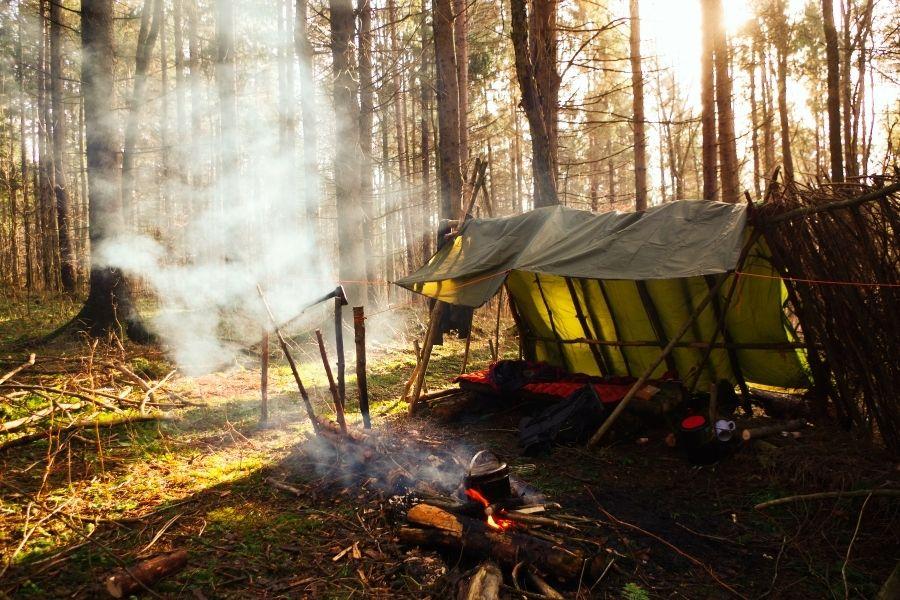 Co zabrać na obóz przetrwania?