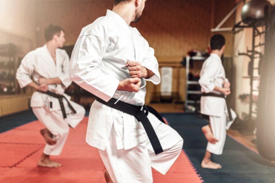 Trening uzupełniający pod sztuki walki